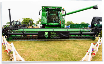 Suffolk Show Farming Equipment