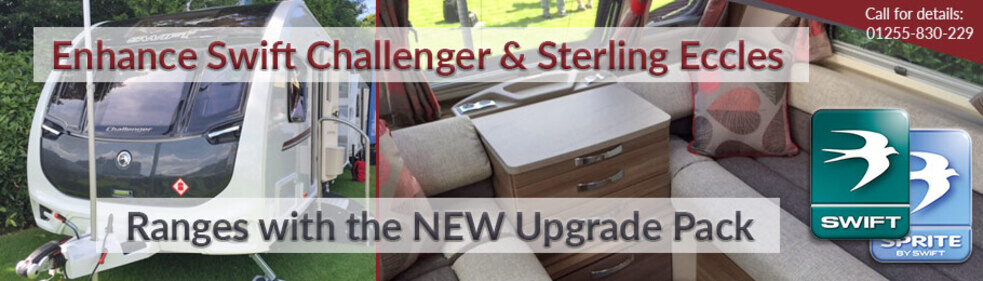 Enhanced Swift Challenger & Sterling Eccles interior & exterior