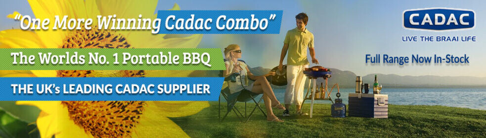 Browse our full range of Cadac barbecues and Accessories - just click here