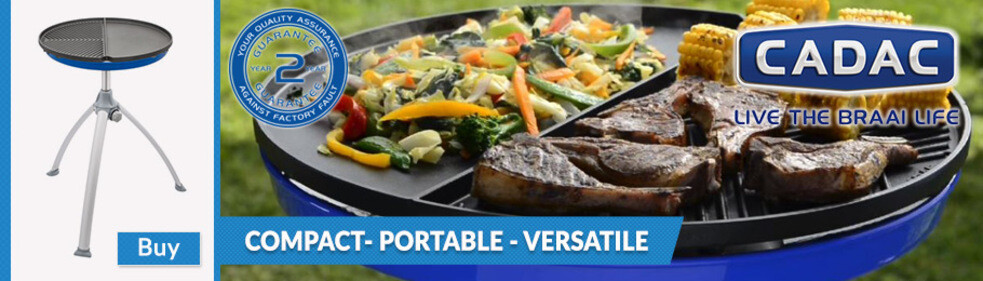 Cadac Grill 2 Braai BBQ - Click to Buy yours now