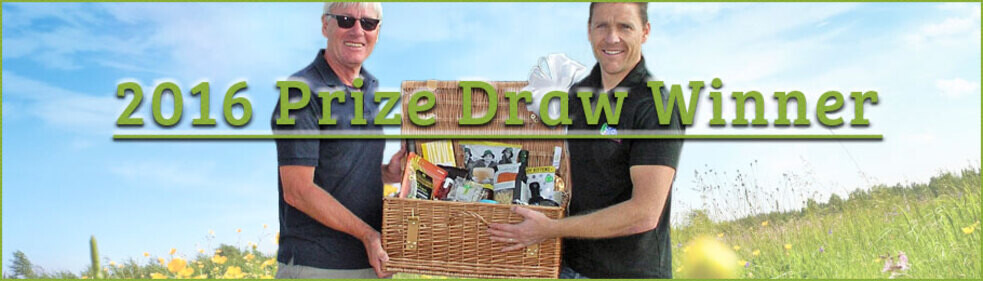 Winner of 2016 In-Store Sale Prize Draw
