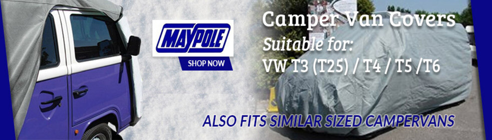 Click to shop for Maypole Camper Van Covers