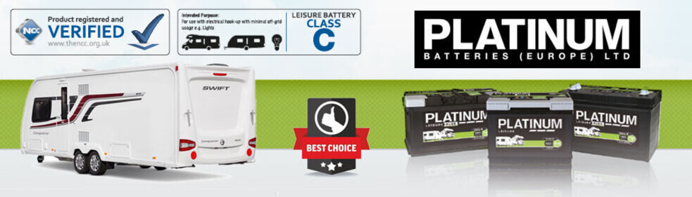 Platinum Batteries are tested to NCC standards and have been registered and verified by the NCC
