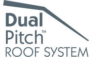 Dual Pitch Roof System logo