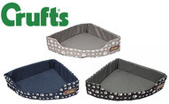 Crufts Corner Pet Bed
