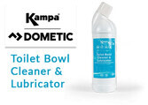 Kampa Toilet Bowl Cleaner and Lubricator