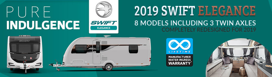 2019 Swift Elegance now on show