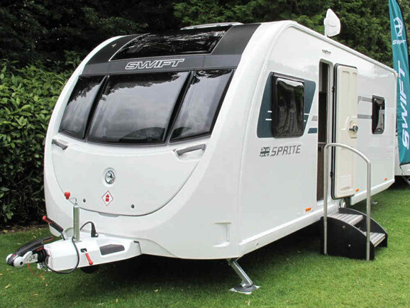 2018 Swift Sprite Major 6