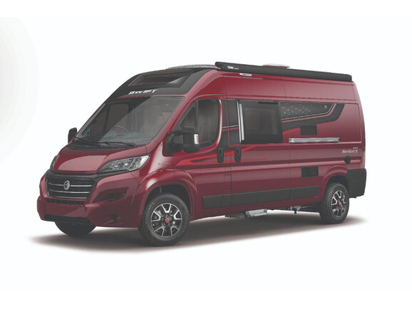 2021 Swift Select 184 (Metallic Red)