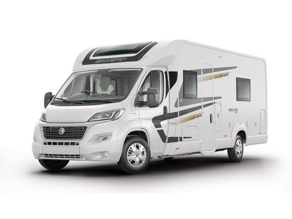2020 Swift Escape 622 Coachbuilt Motorhome
