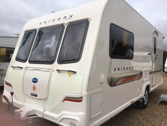 2011 Bailey Unicorn Seville