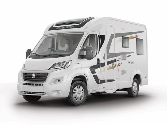 2020 Swift Escape Compact C502 Coachbuilt Motorhome