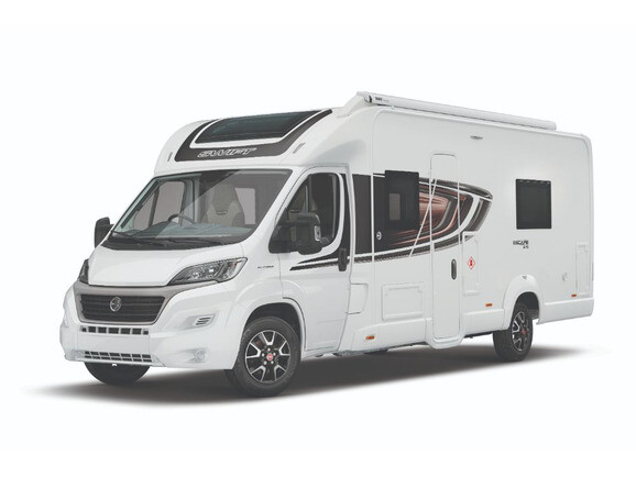 2021 Swift Escape 674 (5 Belt - 6 Berth)
