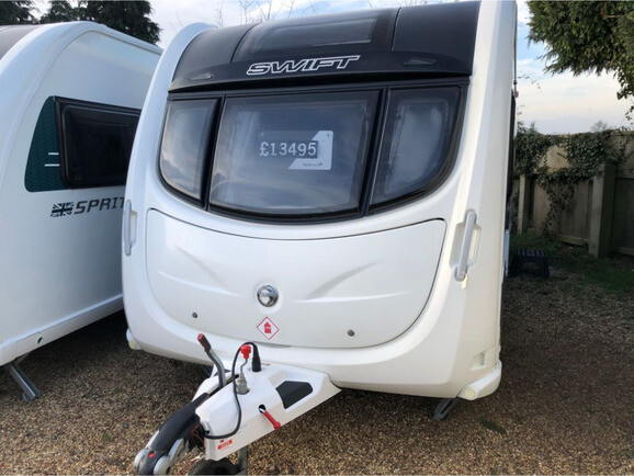 2013 Swift Conqueror 530