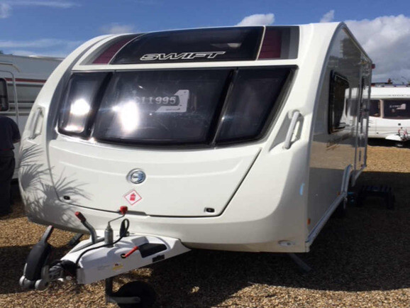 2013 Swift Challenger Sport 442