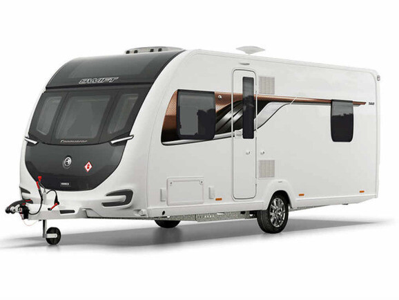 2018 Swift Conqueror 560