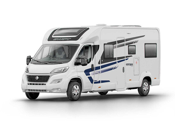 Award Winning Swift Escape 604