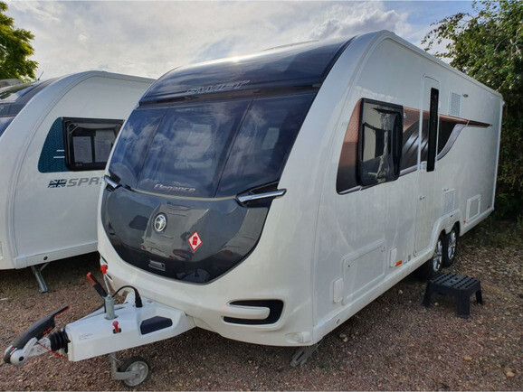 Touring Caravans for Sale in Essex - Homestead Caravans