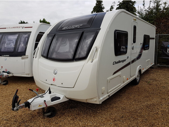 2013 Swift Challenger SE 570