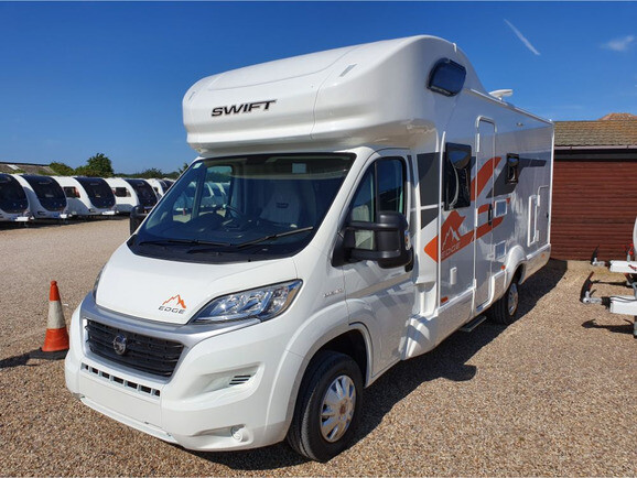 2020 Swift Edge 476 Coachbuilt Motorhome