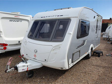 2009 Swift Conqueror 480