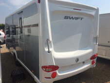 2011 Swift Conqueror 530