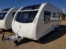 2014 Swift Challenger Sport 586