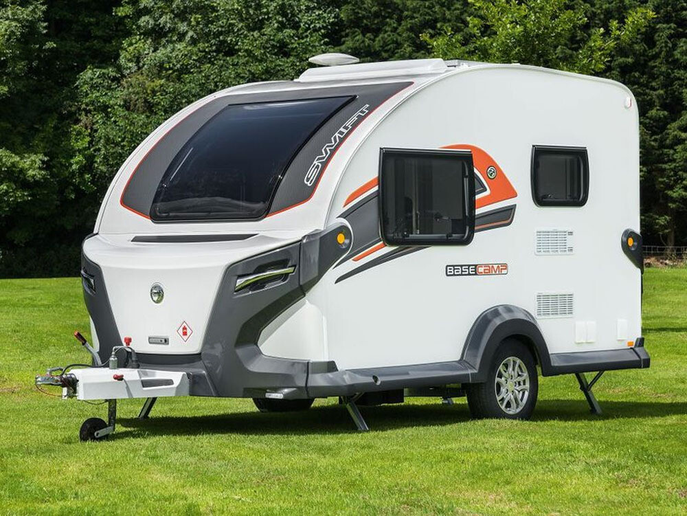 Small Touring Caravans For Sale