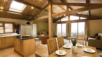 Luxury holiday lodges 3